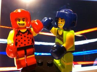 Halbert lego women boxers